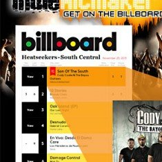 Billboard Chart Promo Sheet (Hi-Rez)