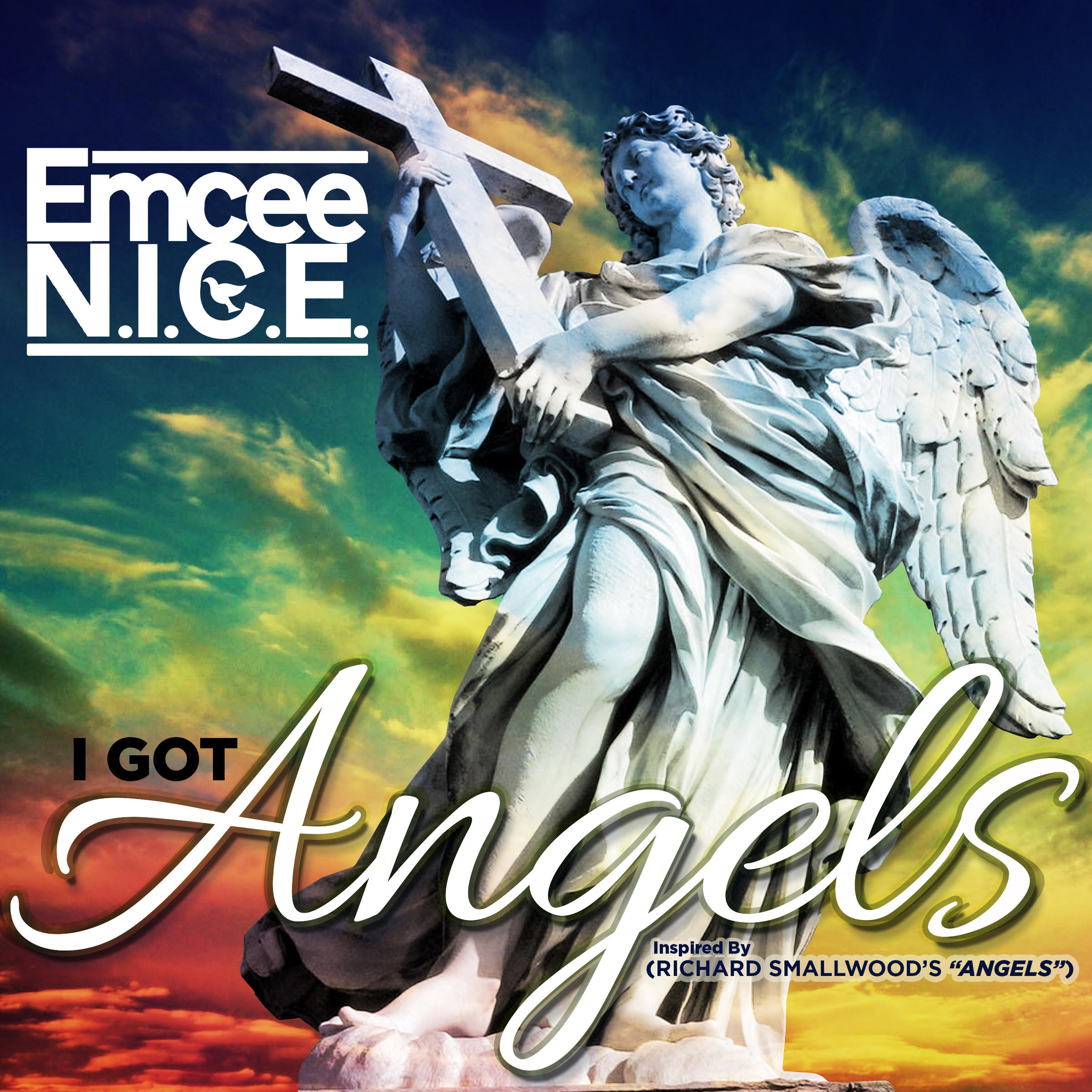 emcee nice i got angels