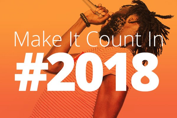 make it count in 2018 with indiehitmaker