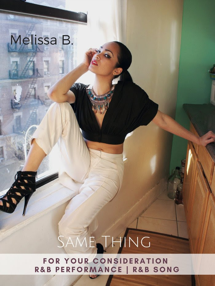 melissa b for your consideration