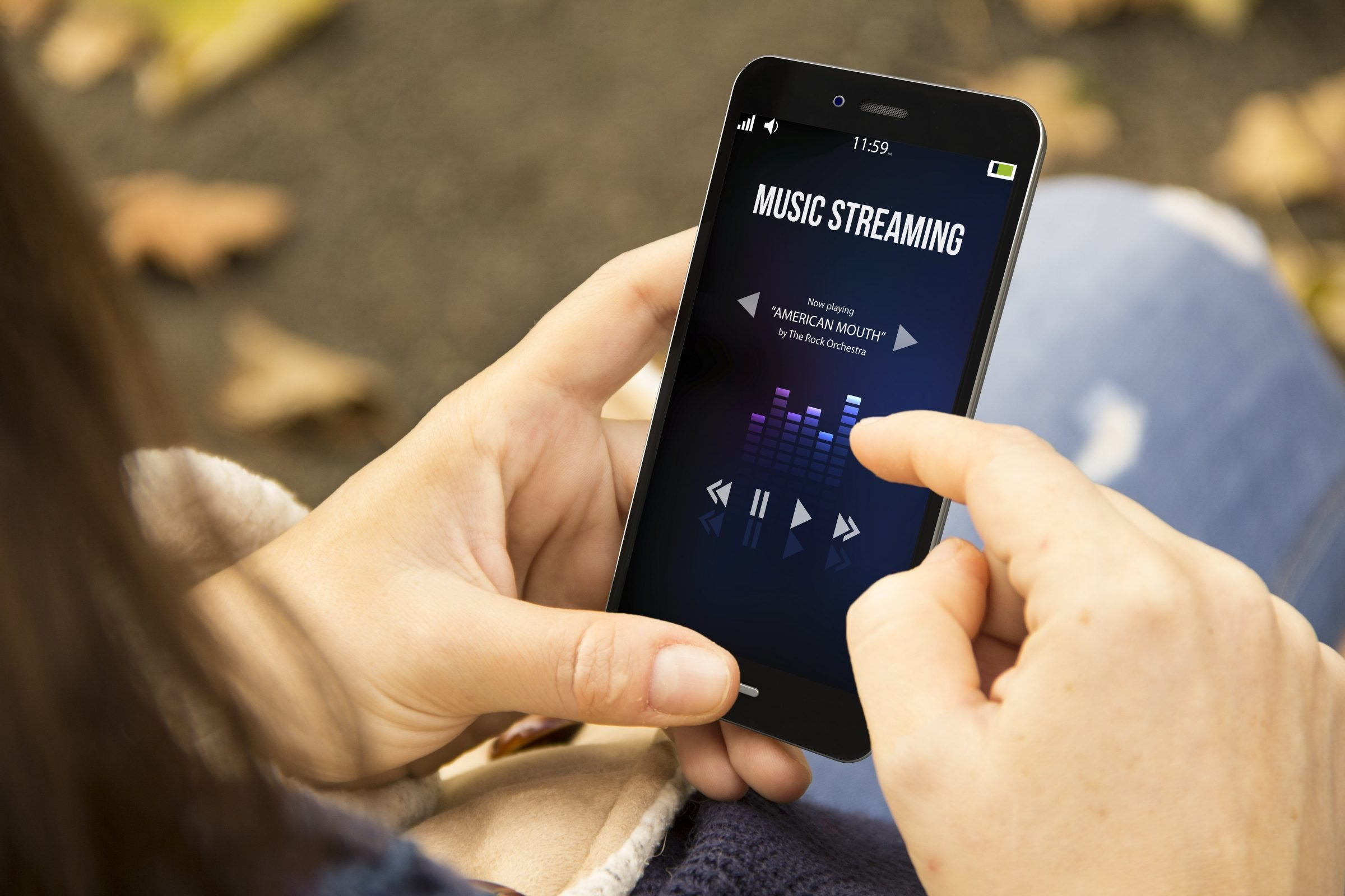 streaming your music catalog from mobile devices