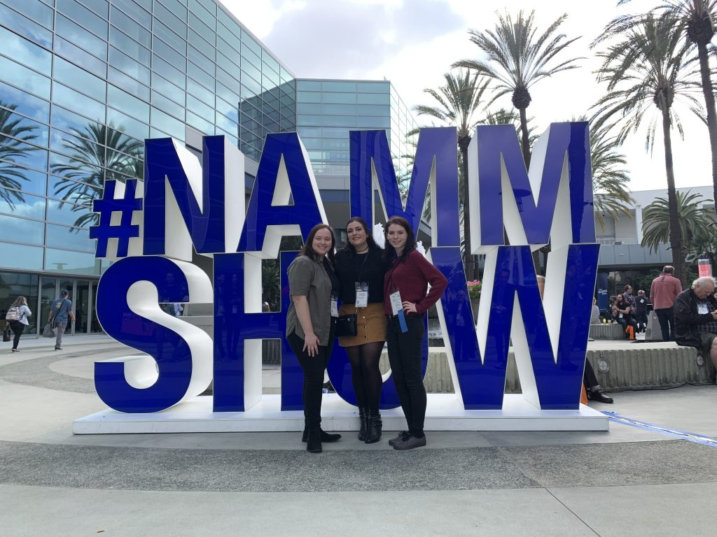 Winter NAMM 2020
