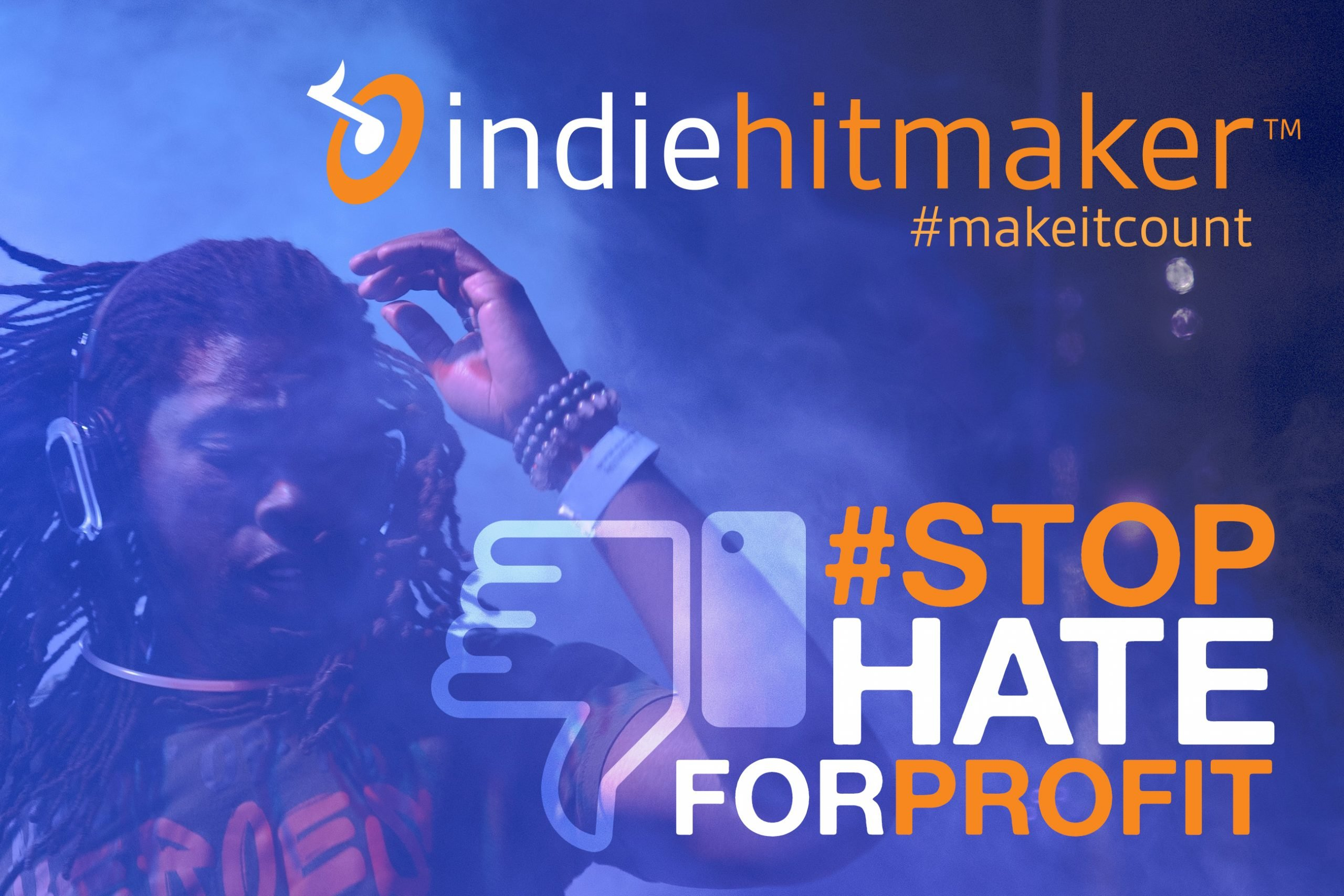 Indiehitmaker Joins Facebook Boycott to Stop Hate For Profit